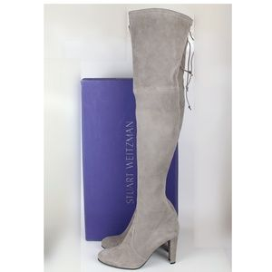 NEW Stuart Weitzman Highland Over-the-Knee Boots